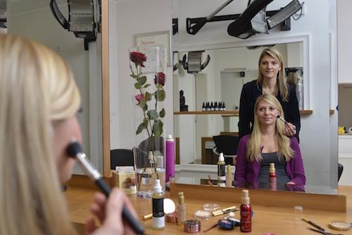 Braut Make-up Salon Rauch und Bunde Zorneding