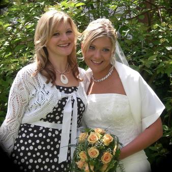 Braut Begleitung