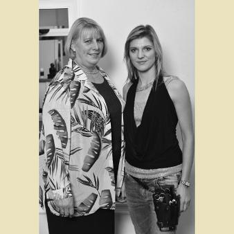 Marianne Rauch und Angelika Bunde